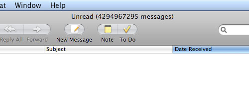 UnreadMessages